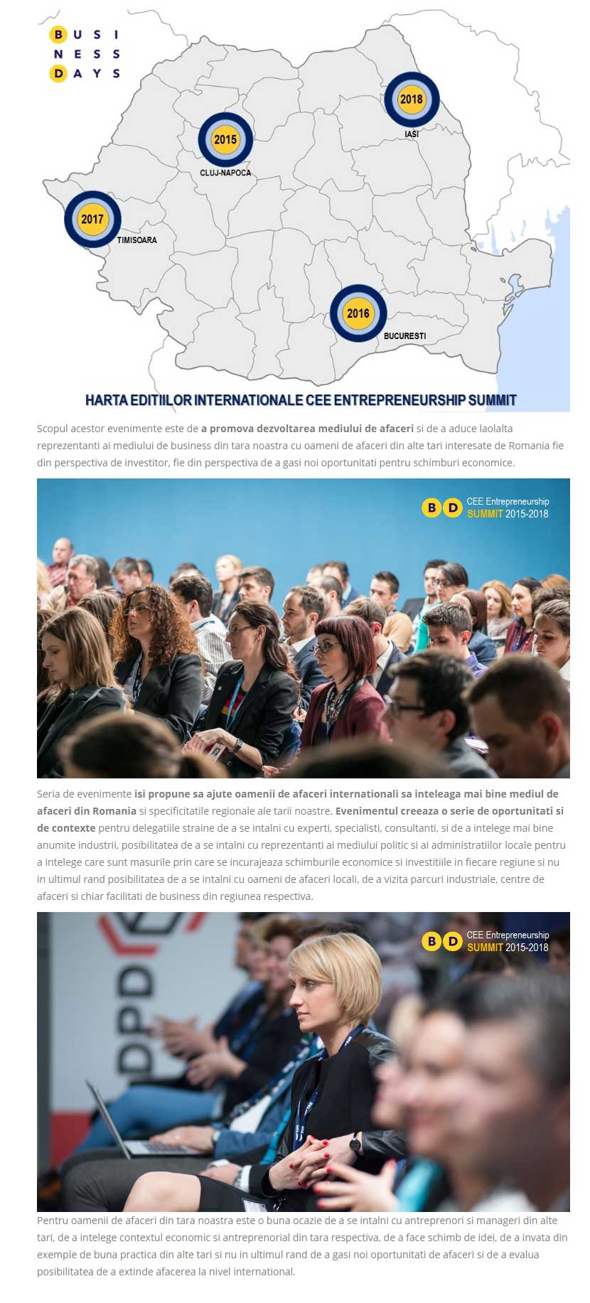 CEE Entrepreneurship Summit 2015-2018 1