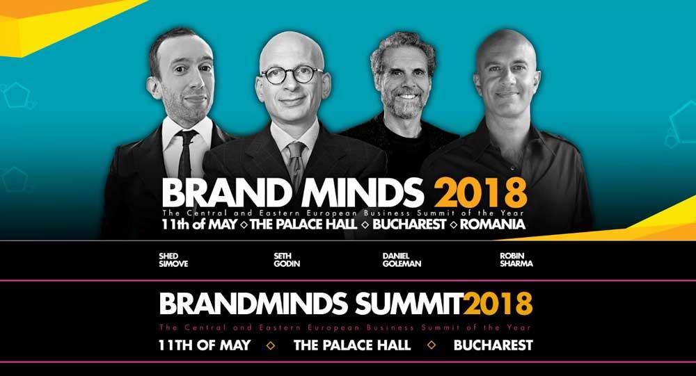 Brand Minds 2018
