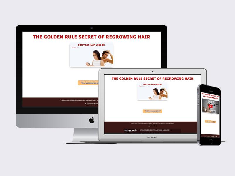 Proiect realizat goldenrulehair.com