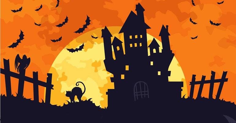 Poveste de groaza - Halloween