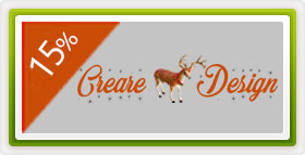 15% discount creare design - Oferta Craciun