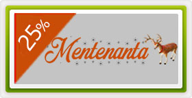 25% discount mentenanta wordpress - Oferta Craciun