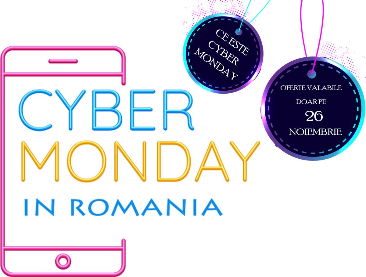 Ce este Cyber Monday