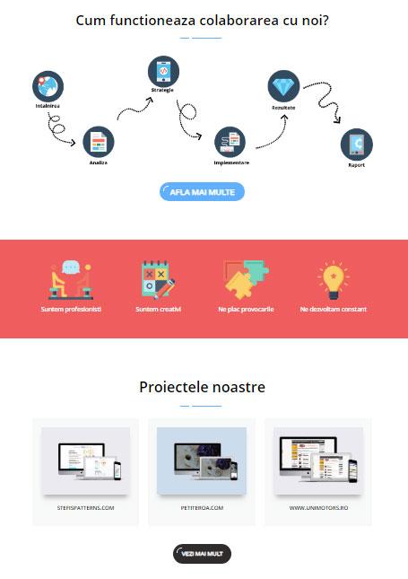 proiectele si modul nostru de colaborare