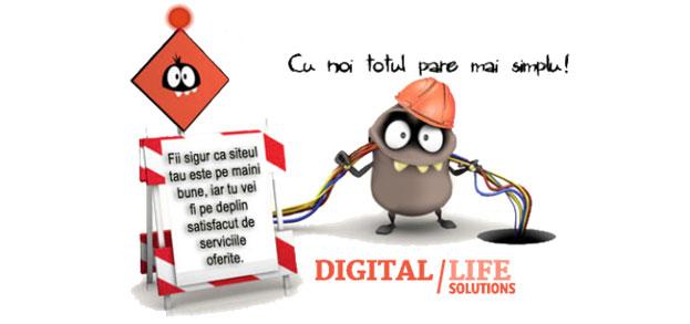 Cu noi totul pare mai simplu - Digital Life Solutions