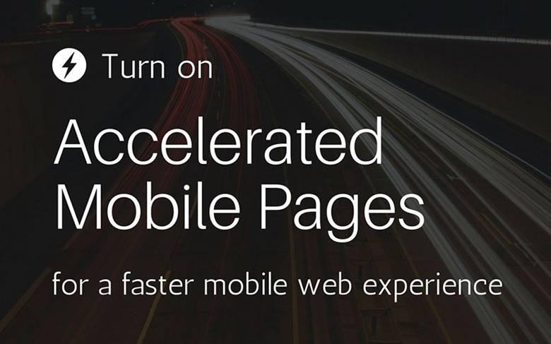 AMP - Mai este viitorul paginilor web?